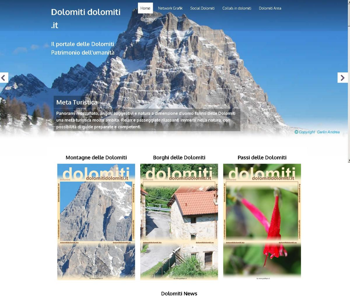 dolomitidolomiti.it